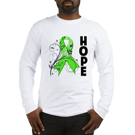 Hope NonHodgkins Lymphoma Long Sleeve T-Shirt