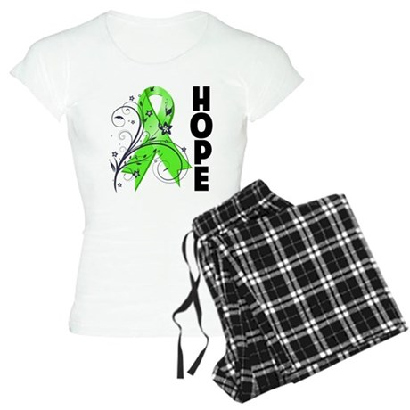 Hope NonHodgkins Lymphoma Women's Light Pajamas