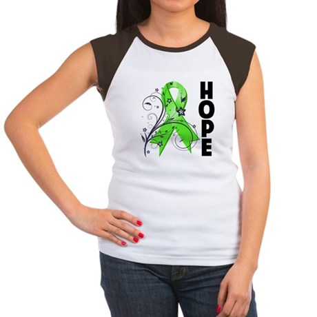 Hope NonHodgkins Lymphoma Women's Cap Sleeve T-Shi