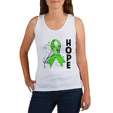 Hope NonHodgkins Lymphoma Women's Tank Top