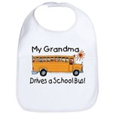 Grandma Drives a Bus - Bib