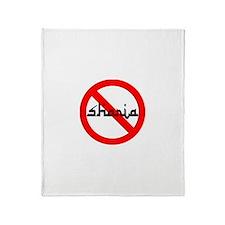 OPPOSE THIS Throw Blanket