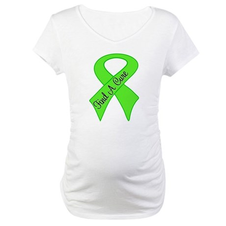 Find a Cure Non-Hodgkins Maternity T-Shirt