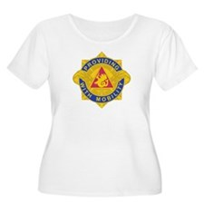 DUI - 57th Transportation Bn T-Shirt