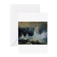 Bell Rock Lighthouse Greeting Card