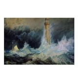 Bell Rock Lighthouse Postcards (Package of 8)