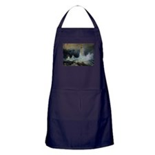 Bell Rock Lighthouse Apron (dark)