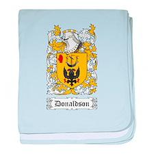 Donaldson baby blanket