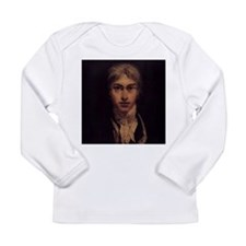 Self Portrait Long Sleeve Infant T-Shirt