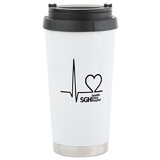 Seattle Grace Hospital Stainless Steel Travel Mug