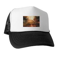 Vesuvius Erupting Hat