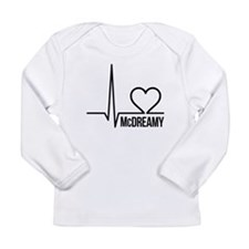 McDreamy Grey's Anatomy Long Sleeve Infant T-Shirt