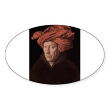 Man in a Turban Decal