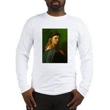 Portrait of Bindo Altoviti Long Sleeve T-Shirt