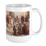 School of Athens Mug