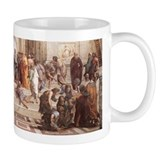 School of Athens Small Mug