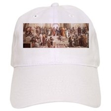 School of Athens Baseball Cap