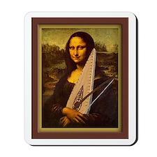Mona Lisa BP Mousepad