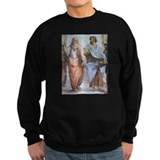 School of Athens (detail - Pl Sweatshirt