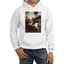 St George and the Dragon Hoodie