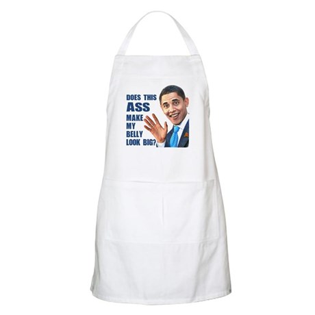 Does this A--? Apron