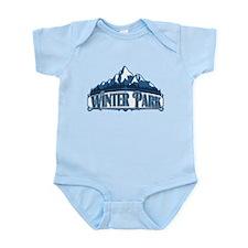 Winter Park Blue Mountain Infant Bodysuit