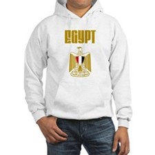 Egypt Eagle English Hoodie