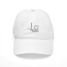 I Love General Hospital Cap
