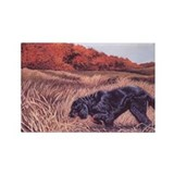 Gordon Setter Rectangle Magnet