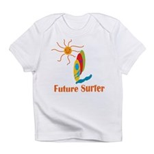 Baby surfer Infant T-Shirt