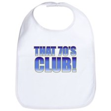 That 70's Club Bib