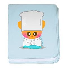 """Chef 2"" baby blanket"