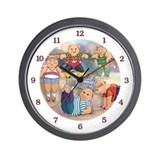 Aeropigs Wall Clock