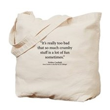 Catcher in the Rye Ch.9 Tote Bag