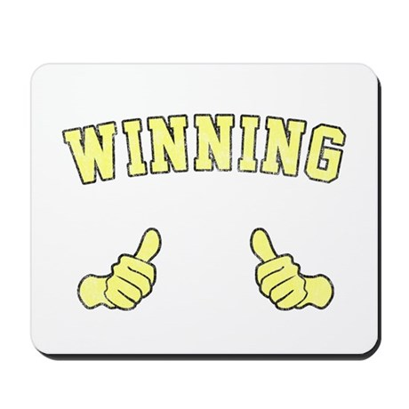 Winning Mousepad