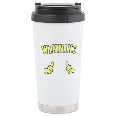 Winning Ceramic Travel Mug