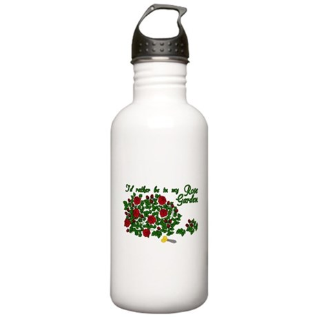 In My Rose Garden Stainless Water Bottle 1.0L