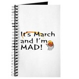 Mad About March Journal