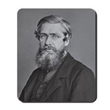 Cool Alfred r wallace Mousepad