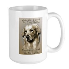 Golden Friend - Mug