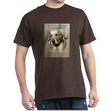 Golden Friend - T-Shirt