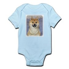 Shiba Inu 9T060D-037 Infant Bodysuit