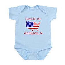 Made in America: Infant Bodysuit