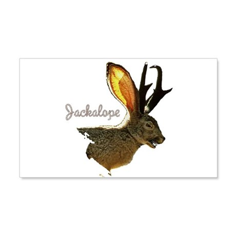 Jackalope 22x14 Wall Peel