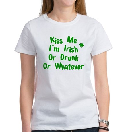Irish Drinks Shirts Pub Crawl Women's T-Shirt