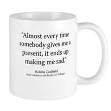 Catcher in the Rye Ch.7 Mug