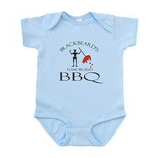 Unique Texas bbq Infant Bodysuit