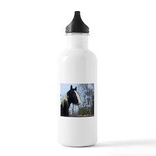 Unique Piebald Water Bottle