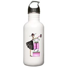 Shopping Chic Water Bottle