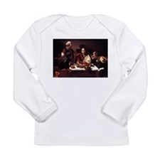 Supper at Emmaus Long Sleeve Infant T-Shirt